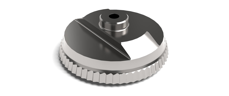 Art.Nr. 161.503.85 Cutting Wheel, coarse serrated