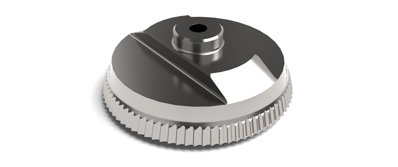 "Art.Nr. 163.703.01 Cutting Wheel standard serrated ""Chipper"""