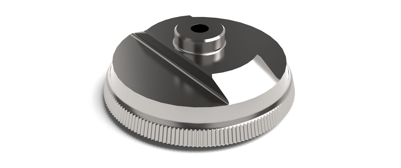 "Art.Nr. 163.704.01 Cutting Wheel fine serrated ""Chipper"" """