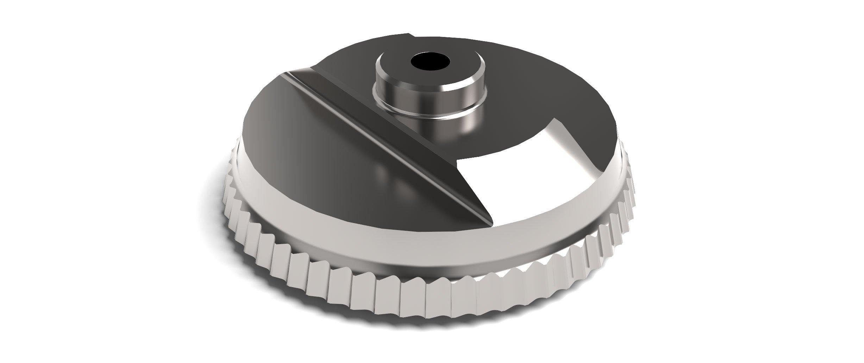 "Art.Nr. 163.705.01 Cuttingwheel coarse serrated ""Chipper"""