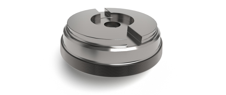 Art.Nr. 166.233.01 Cutting Wheel extra-fine serrated